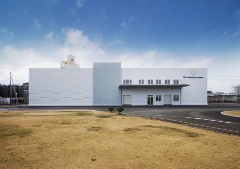 MBJ BD3C製造工場新築工事