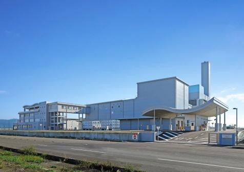 八代市環境センターマテリアルリサイクル推進施設建築工事