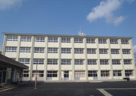八代市立第二中学校校舎改築工事