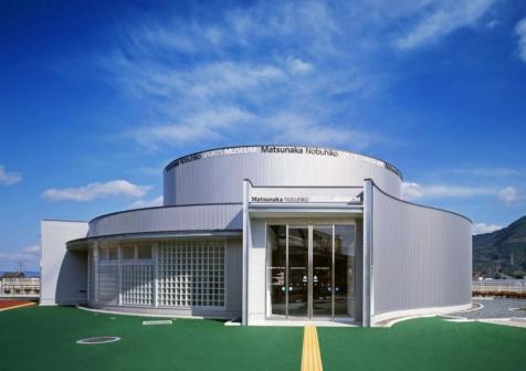 松中信彦スポーツミュージアム新築工事