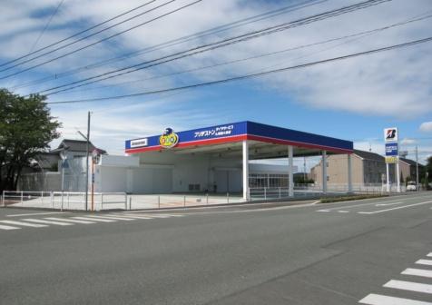 ブリヂストンタイヤ九州販売㈱トラックセンター新築工事