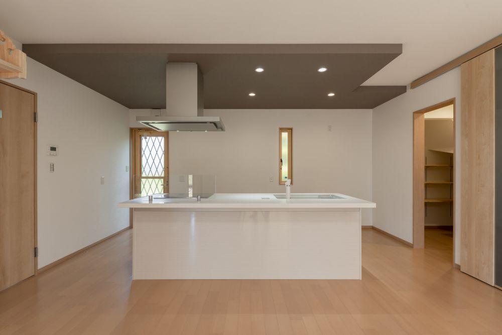 熊本県熊本市の新築住宅キッチン