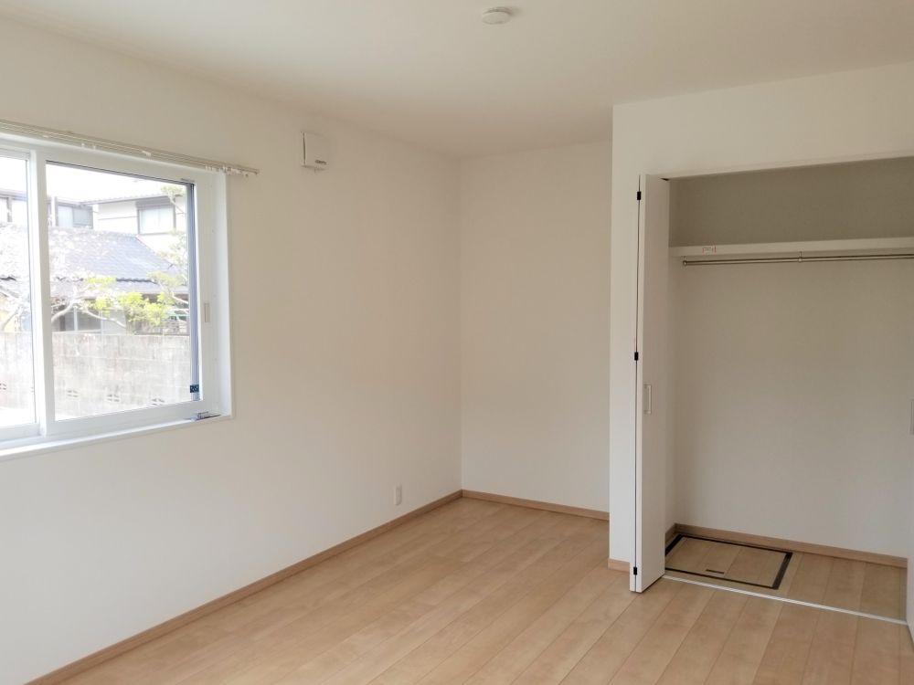 熊本県八代市の新築平屋住宅居室