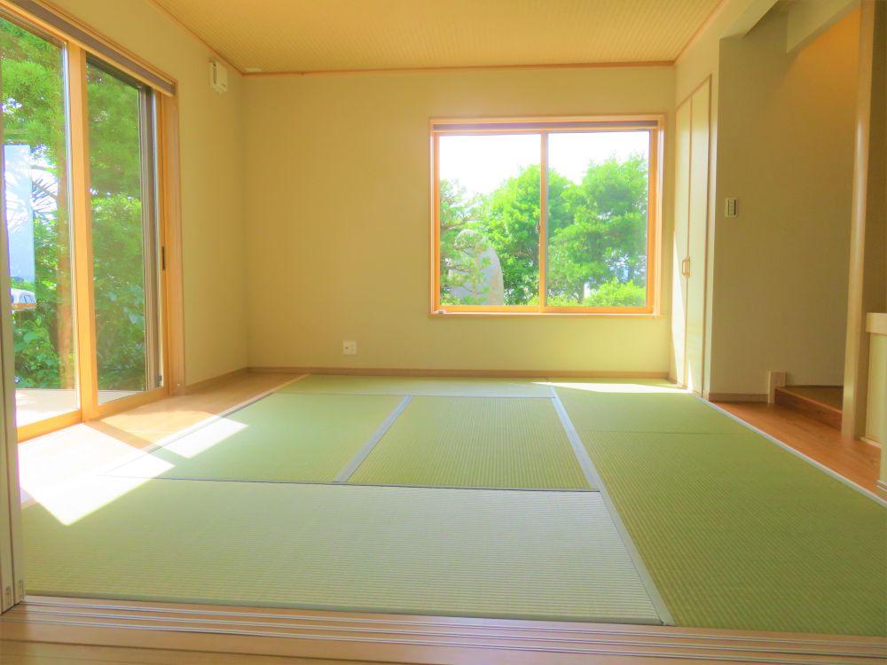 熊本県八代市新築住宅和室