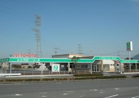 トヨタレンタリース熊本八代店新築工事