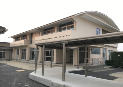 県南高等支援学校(仮称):寄宿舎族築その他工事